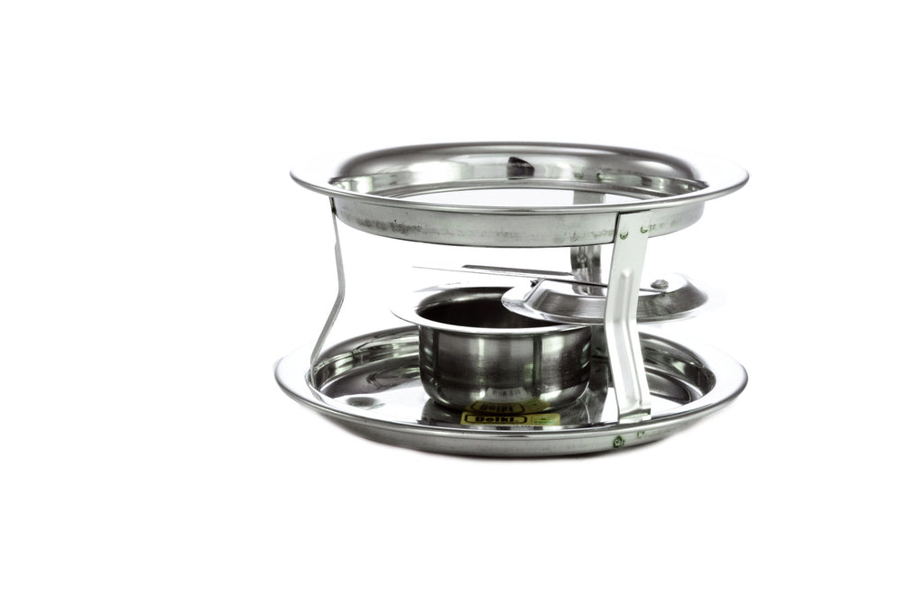 Tabletop Fondue/Chafer Warmer Stand, Tabletop - eKitchenary