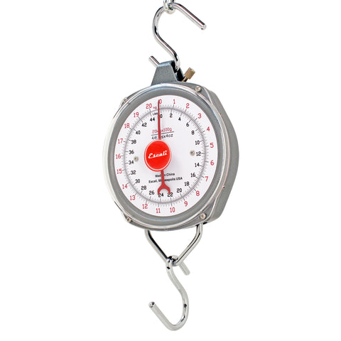Escali 110lb Hanging Scale, H Series, Kitchen Tools - eKitchenary