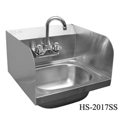 Stainless Steel Extra Wide Hand Sink