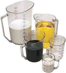 Cambro Measuring Cups,  - eKitchenary