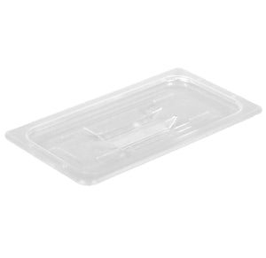 Thunder Group Clear Polycarbonate Third Size Food Pan, Polycarbonate - eKitchenary