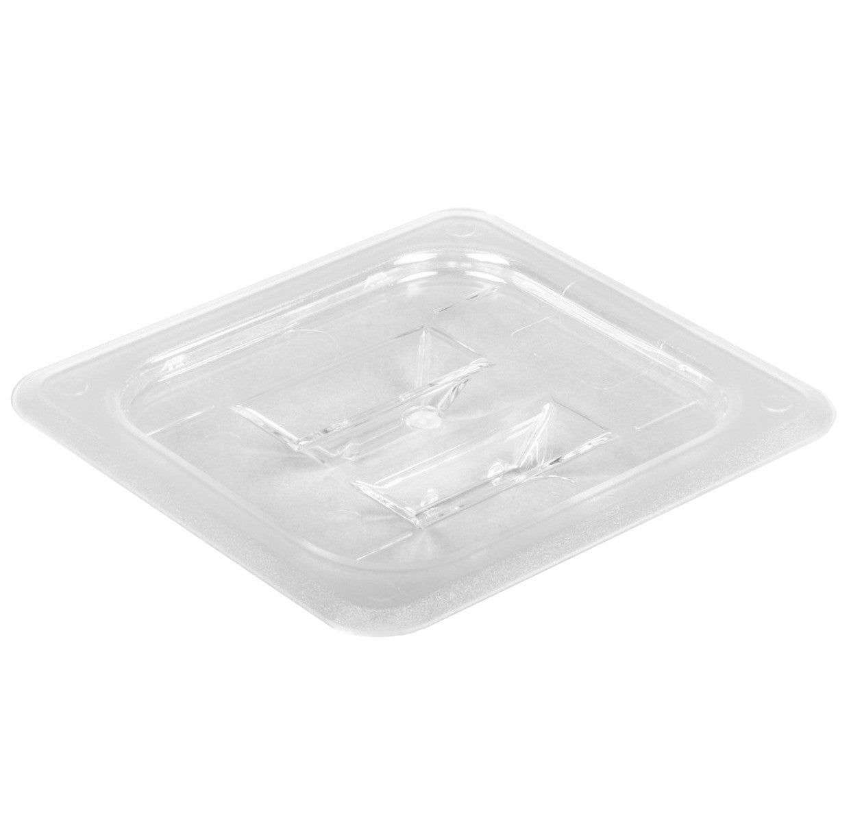 Thunder Group Clear Polycarbonate Sixth Size Food Pan, Polycarbonate - eKitchenary