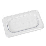 Thunder Group Clear Polycarbonate Ninth Size Food Pan