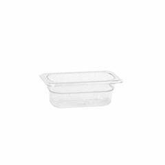 Thunder Group Clear Polycarbonate Ninth Size Food Pan, Polycarbonate - eKitchenary