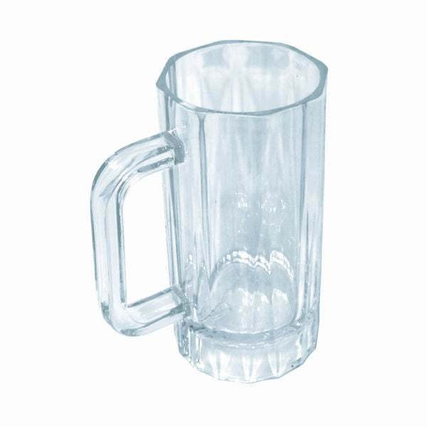Polycarbonate 16oz Beer Mug (24 Pack), Tabletop - eKitchenary