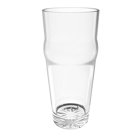 Polycarbonate English Pub Glasses (12 Pack), Tabletop - eKitchenary