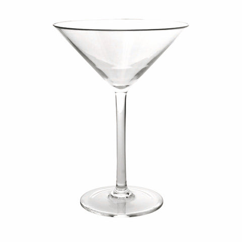 Polycarbonate 8oz Martini Glass (12 Pack)