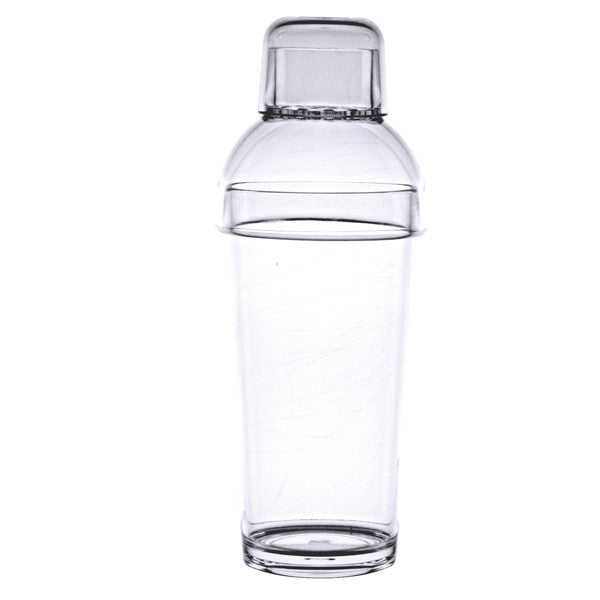 Polycarbonate 16oz Cocktail Shaker (6 Pack), Tabletop - eKitchenary