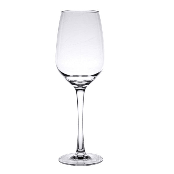 Polycarbonate Wine Glasses (12 Pack), Tabletop - eKitchenary