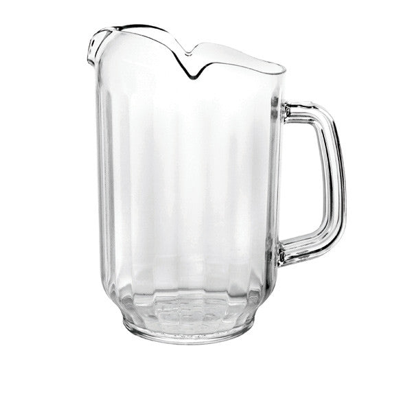 Polycarbonate Water Pitchers (12 Pack), Tabletop - eKitchenary