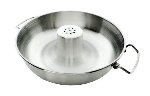 Stainless Steel Shabu Pot, Stainless Steel - eKitchenary