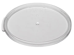 Cambro Round Clear Container (Case), Food Container - eKitchenary