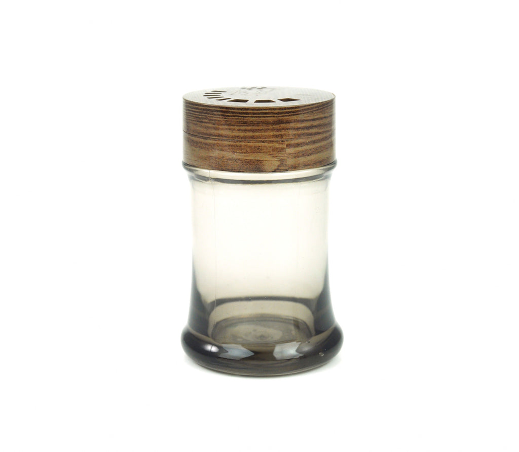 Plastic Adjustable Shaker, Wood Design, Tabletop - eKitchenary