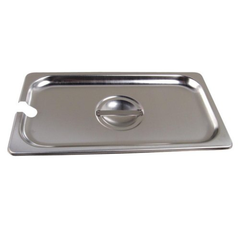 Thunder Group Stainless Steel Steam, Food, and Hotel Pan 1/3 Size