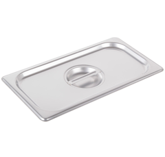 Thunder Group Stainless Steel Steam, Food, and Hotel Pan 1/3 Size (Case)