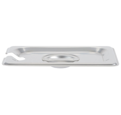 Thunder Group Stainless Steel Steam, Food, and Hotel Pan 1/9 Size