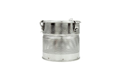 Stainless Steel Tea / Broth Strainer (다용도 멸치통), Stainless Steel - eKitchenary