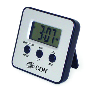 CDN Digital Timer/Clock, TM8 TM15 TM27, Kitchen Tools - eKitchenary