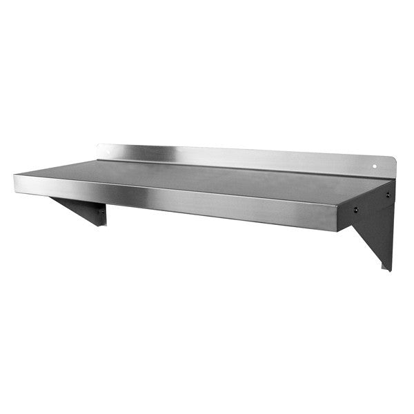 Stainless Steel Wall Mount & Microwave Oven Shelf, Equipment - eKitchenary