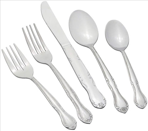 Elegance Flatware, Tabletop - eKitchenary
