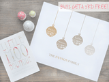 Personalised Baubles Offer Print-Little Moo Boutique