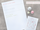 Personalised Memories with [Name] Print-Little Moo Boutique