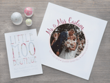 Personalised Mr & Mrs Image Print-Little Moo Boutique