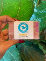 Pure Skin Co. Artisan Hemp Soap, Moonglo