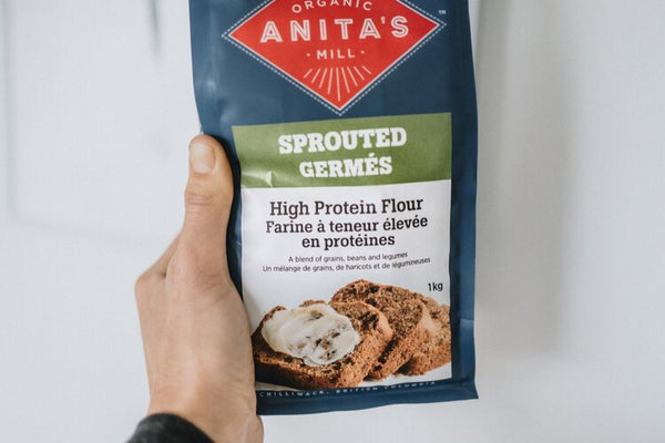 Anita's Organic Sprouted High Protein Flour