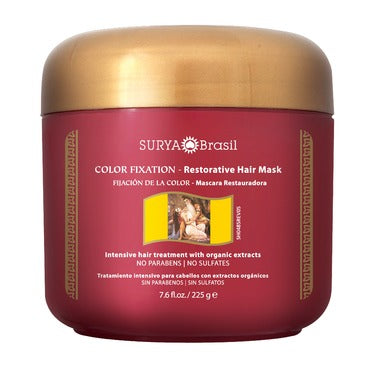 Color Fixation Restorative Hair Mask