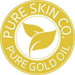 Pure Skin Co. PURE GOLD Oil, Acne or Sensitive Skin