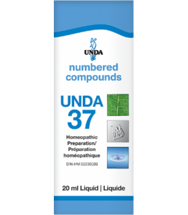 Unda #37 Drainage Remedy
