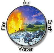 Fire, Air, Earth, Water