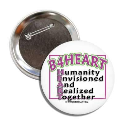 B4HEART Badge