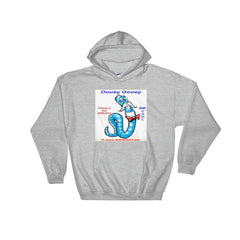 Hooded Sweatshirt Oouey Anti-Drugs