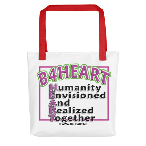 Tote bag B4HEART