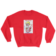 Sweatshirt Olga Anti-Drugs