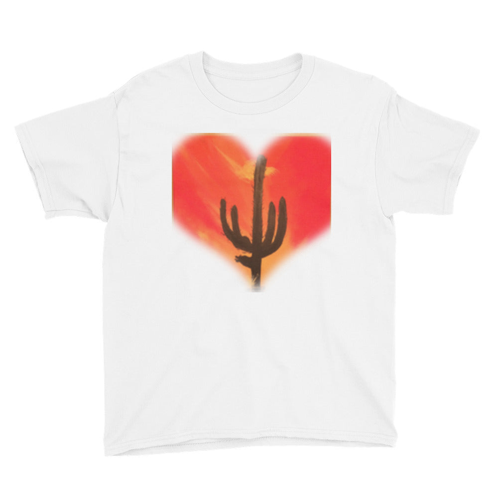 Youth Short Sleeve Cactus T-Shirt