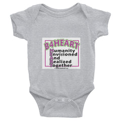 Infant Bodysuit B4HEART