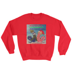 Sweatshirt Merry Christmas Oouey and Olga