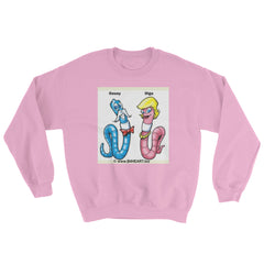 Sweatshirt The LOVE Worms