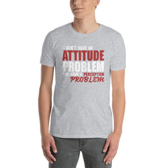Short-Sleeve Unisex T-Shirt 'EMOTIONAL INTELLIGENCE'