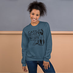 Sweatshirt--- Cool Cats