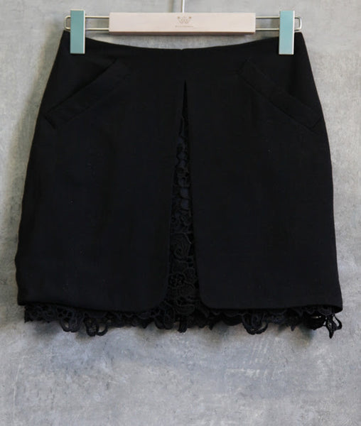 Oragami Mini Skirt