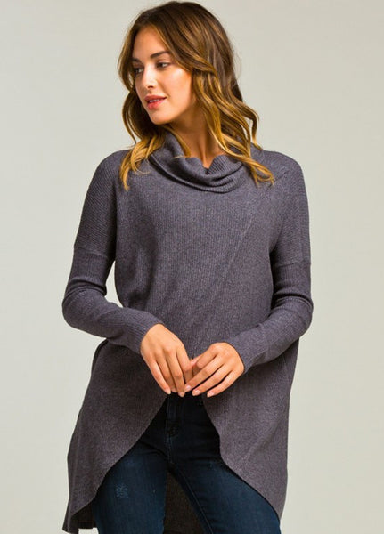 Sipping Cider Tunic Top
