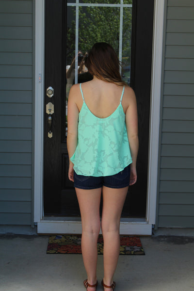 Mint To Be Tank Top