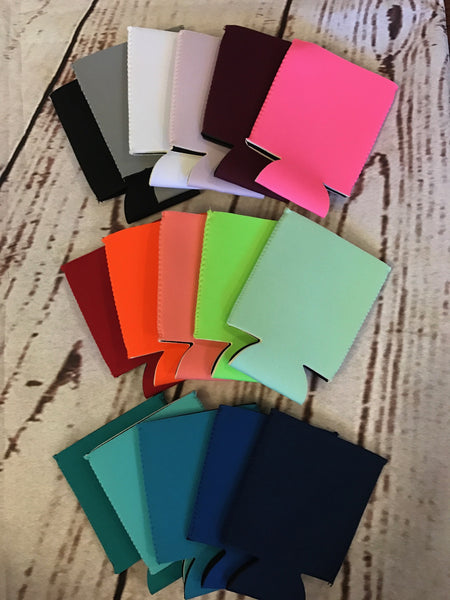 Birthday Koozie Set
