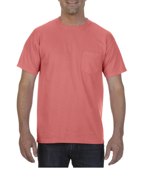 State Pocket Tees-Multipe Styles & Colors