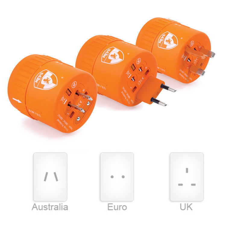 All-In-One Travel Adapter™