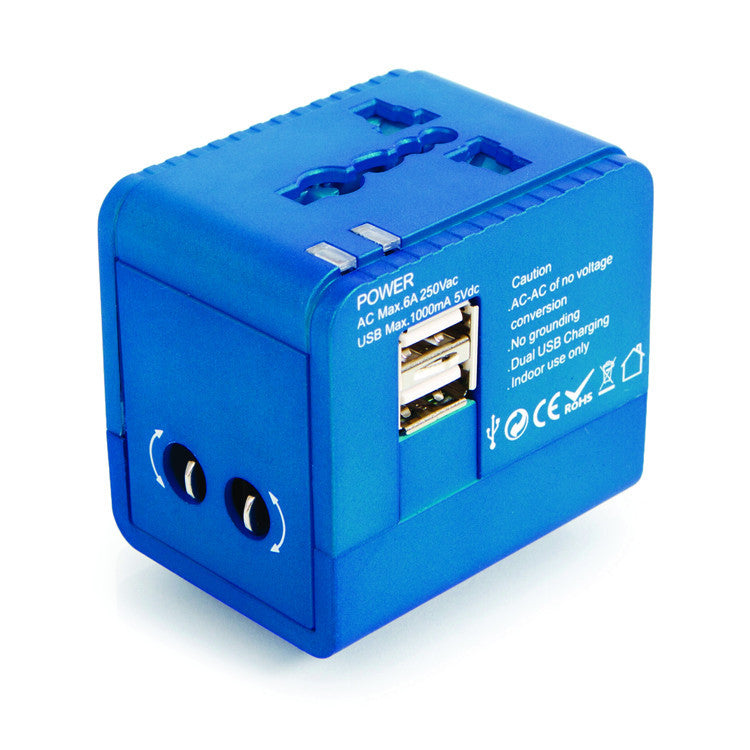 All-In-One Travel Adapter - PRO™ with USB